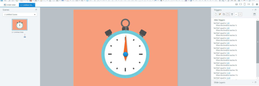 Storyline 360 – New Dials, Buttons & Characters